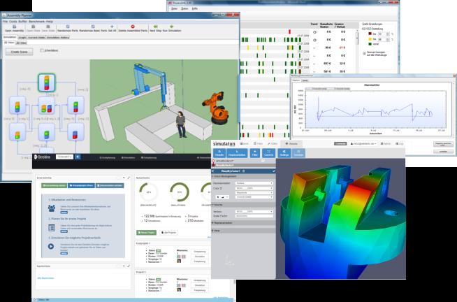 Softwareentwicklung von Benutzeroberflächen