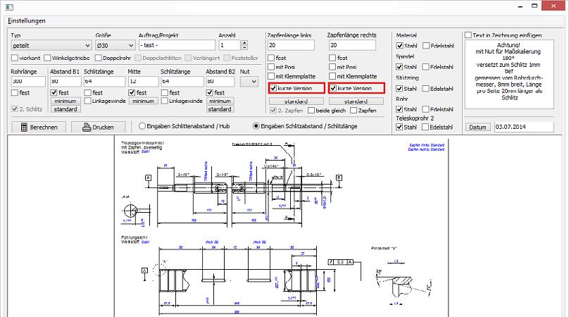 CAD Automation von Fertigungszeichnungen